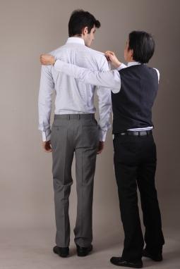 Largeur d'épaule