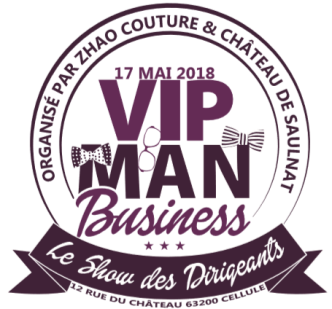 Logo VIP MAN Business