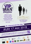 Affiche VIP MAN Business 2018