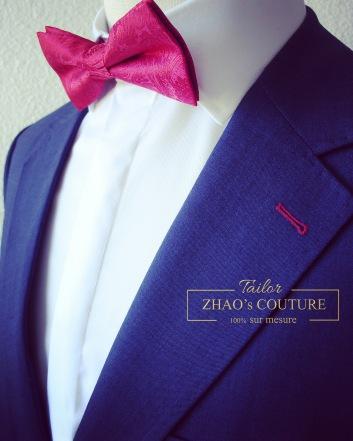 Costume sur mesure par ZHAO couture