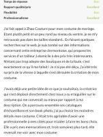 Les avis ZHAO couture (6)